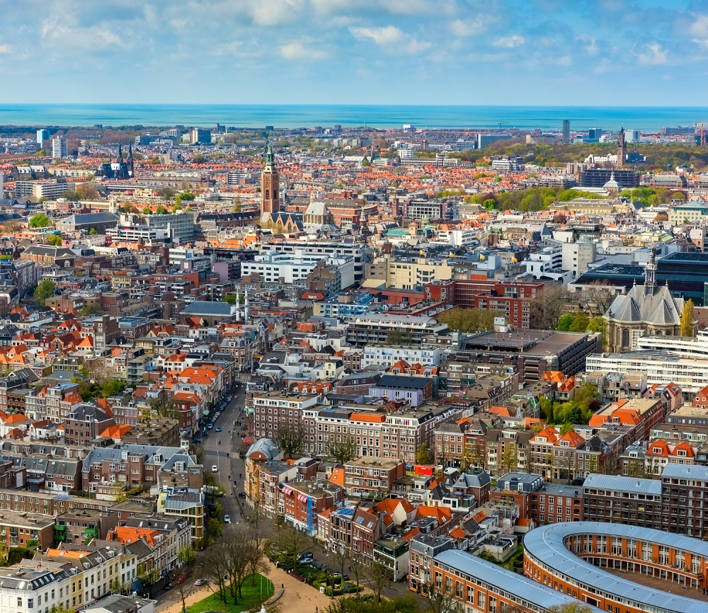 The Hague is the administrative capital of the Netherlands.