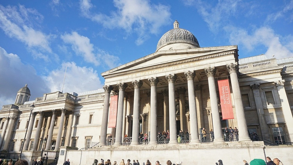 The National Gallery should be on your 3 days London itinerary.