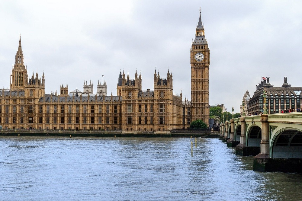 Your London Itinerary starts here, at the Houses of Parliament.