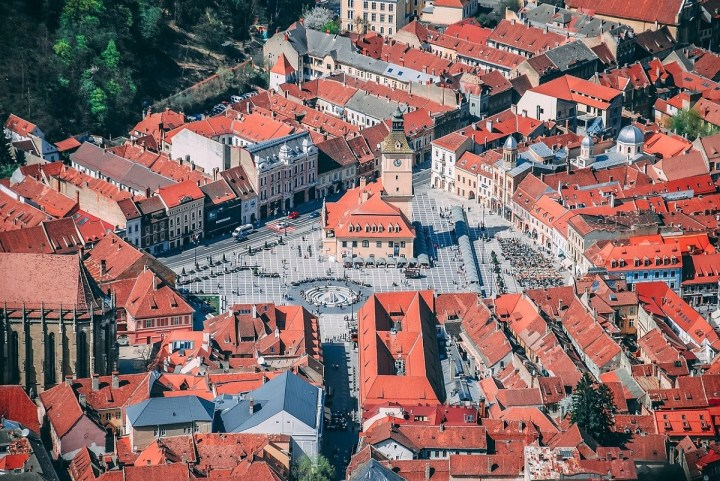 The Council Square is close to all the main attractions in Brasov.