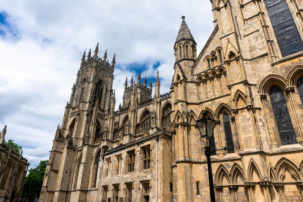 York Minster should be at the top of the list of things to do in York UK.