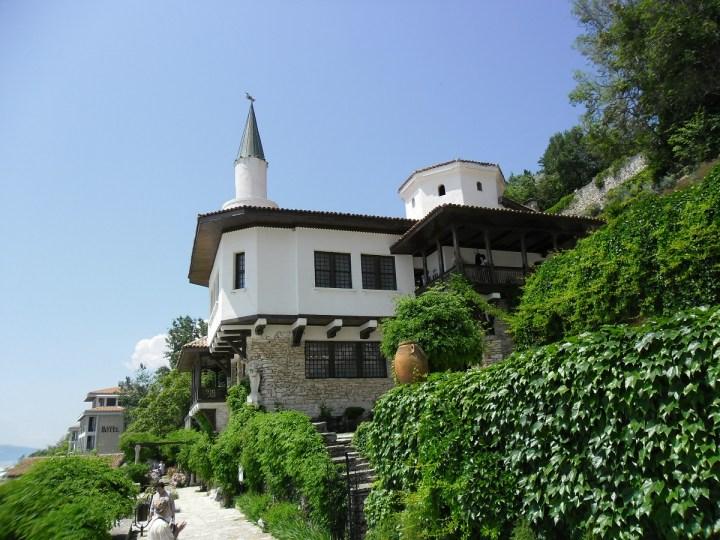 Royal villa in Balchik, the Queen's Quiet Nest