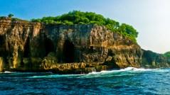 Lembongan Island Cliffs