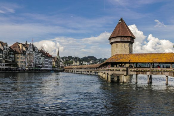 Lovely Lucerne is a Swiss icon