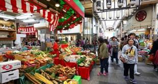 food markets in Tokyo