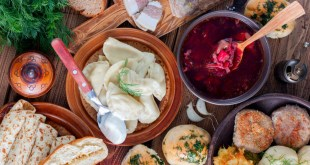 Typical Foods and Drinks of Ukrainian Cuisine