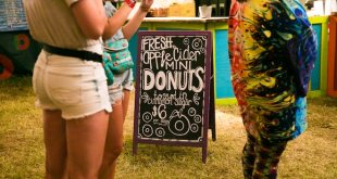 Food Festivals in the UK
