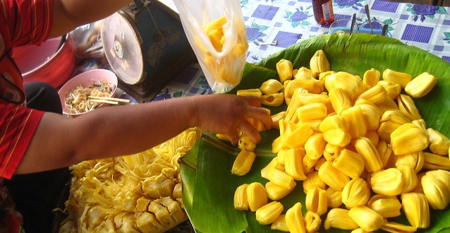 Jackfruit vegan alternative
