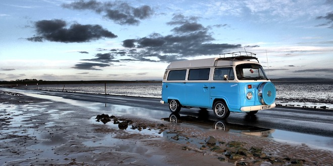 5 Useful tips for Your Summer Campervan Trip