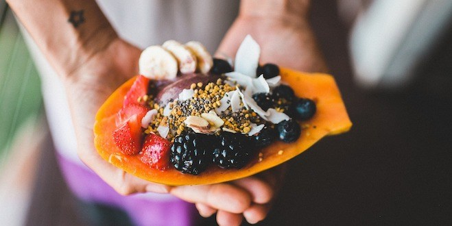 3 Secrets for a Healthy Diet While on Vacation