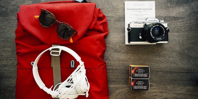 5 Travel Essentials for A Comfortable Journey
