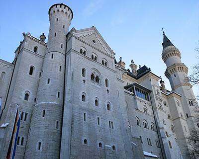 Travel for Kids Neuschwanstein Castle Photos