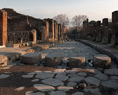 Travel for Kids Pompeii Photos
