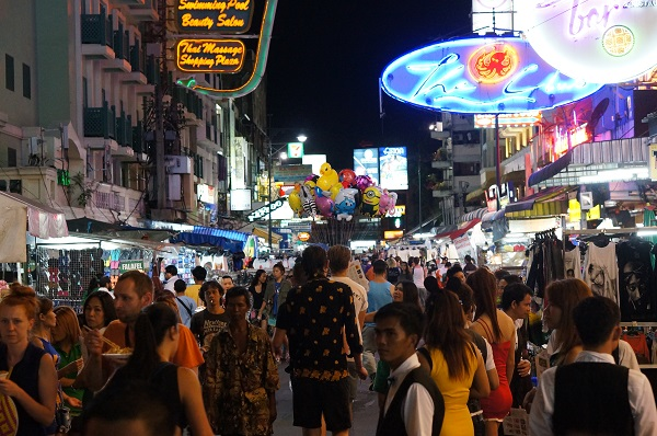 tourist spot in bangkok city