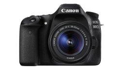 Canon EOS 80D compatible lenses