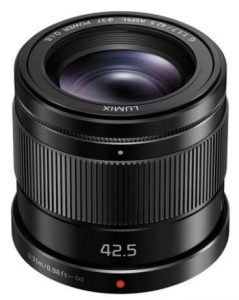 Lumix G85 compatible lenses
