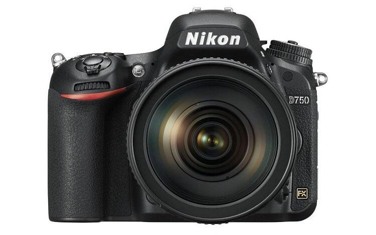 best lens for nikon d750