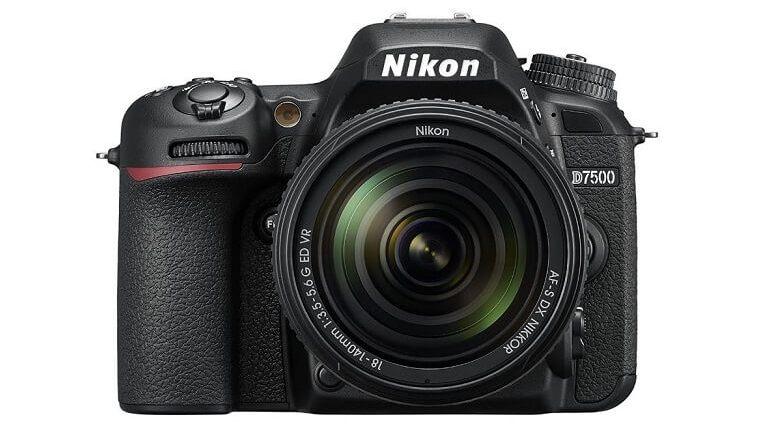 best lens for nikon d7500