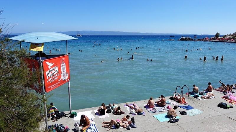 Split tourism
