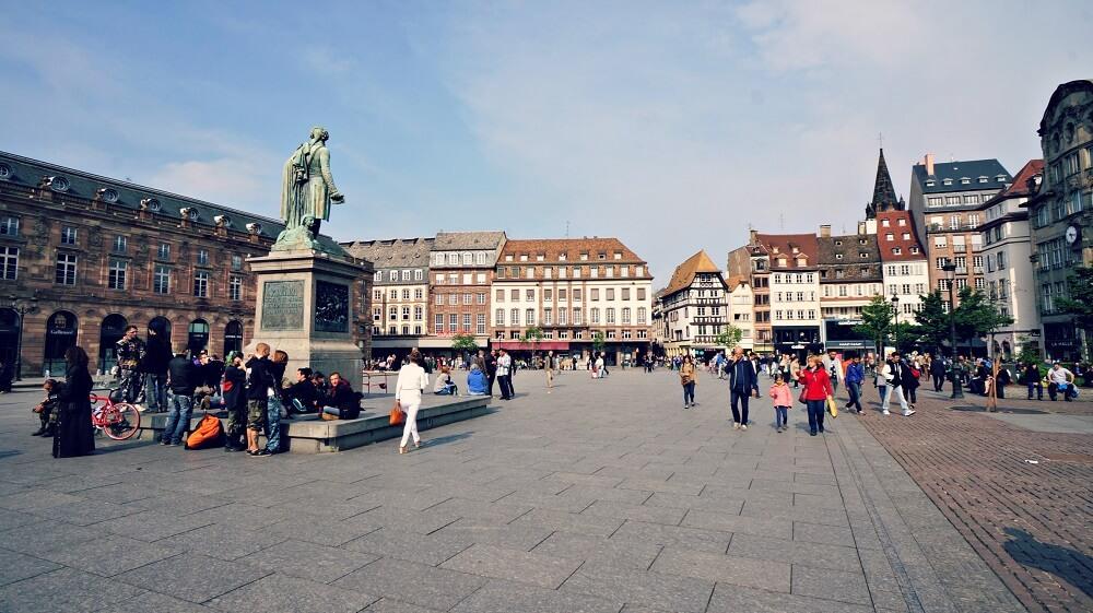 Strasbourg must see