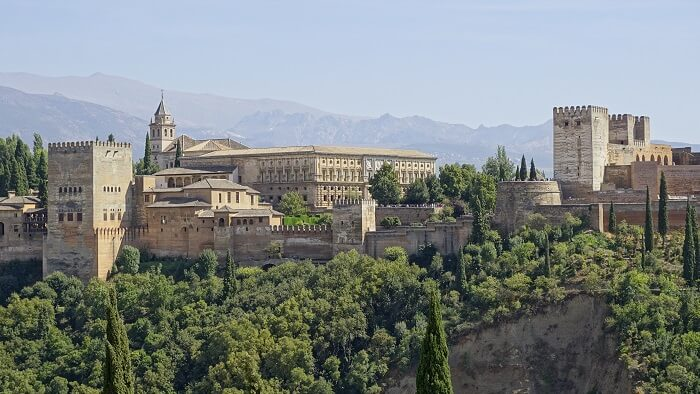 top sights in spain