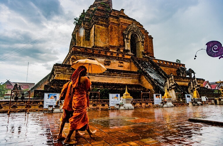 what to see in chiang mai thailand