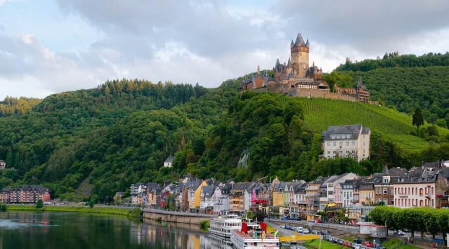 what to see in germany