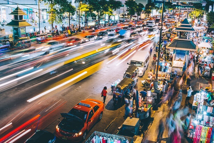 bangkok where to stay