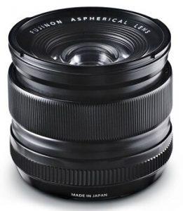Fuji XT30 which lens