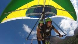 hang gliding in rio de janeiro brazil
