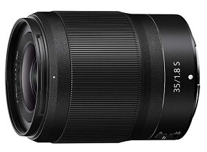 which lens for Nikon Z7
