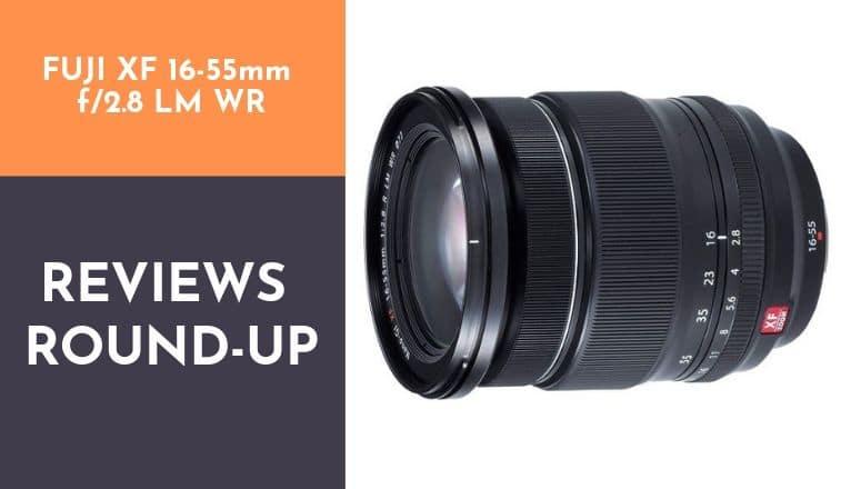 Fuji XF 16-55mm f2.8 LM WR review