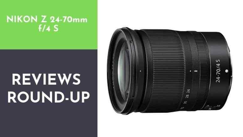 NIKON Z 24-70mm f4 S review