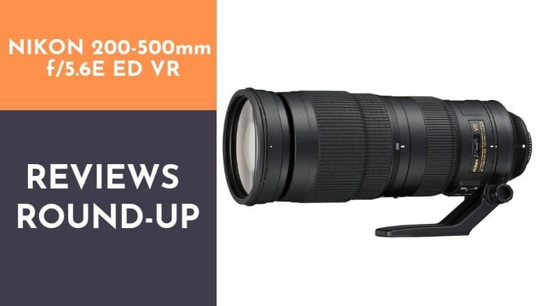 Nikon 200-500mm f5.6E ED VR review