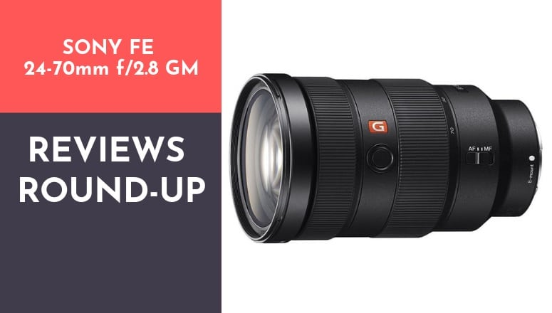 SONY FE 24-70 f28 GM review