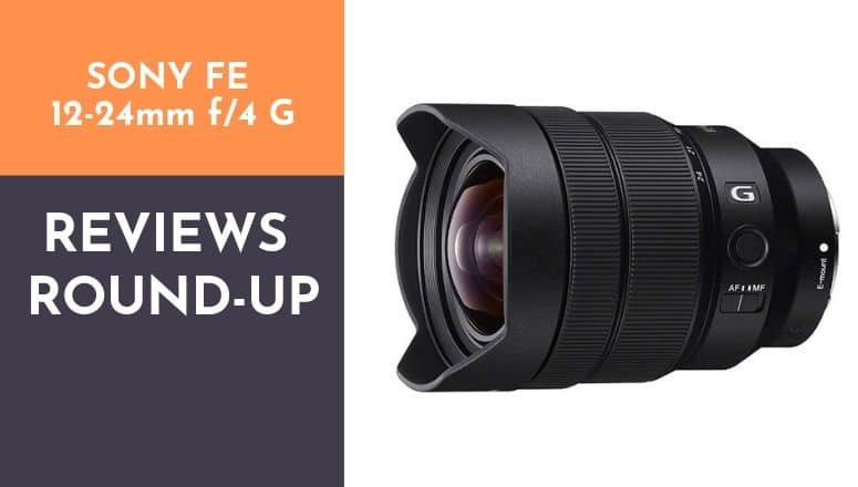 Sony FE 12-24mm f4 G lens review