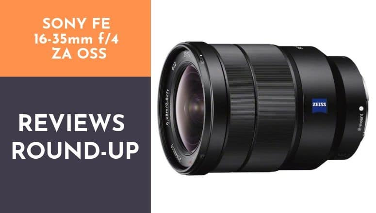 Sony FE 16-35mm f4 ZA OSS review