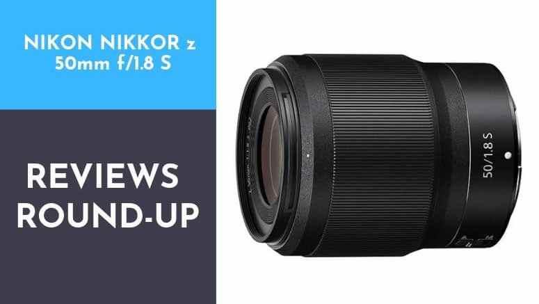 nikon nikkor z 50mm f1.8 s review