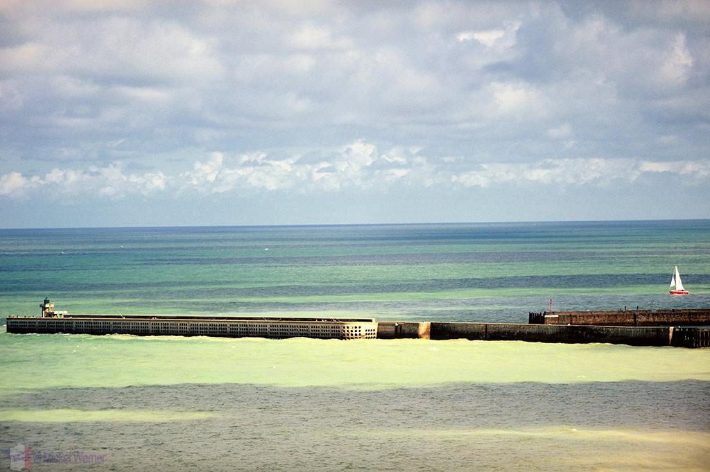 Dieppe pier