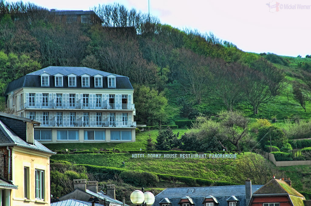 Dormy House hotel/restaurant in Etretat