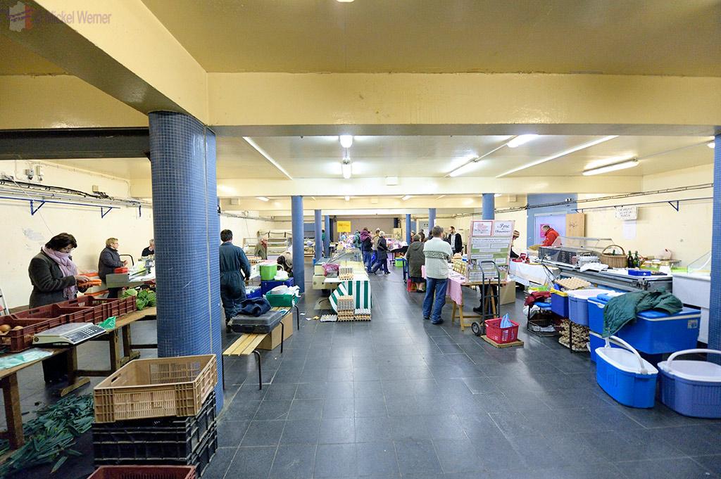 Fecamp's farmer market