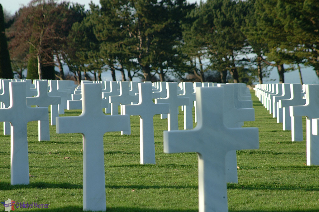 Omaha Beach Cemetery – Introduction