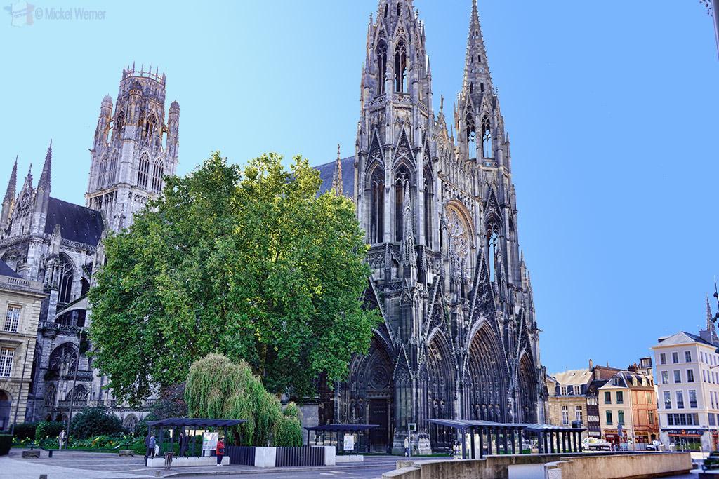 Monastery of Saint-Ouen of Rouen