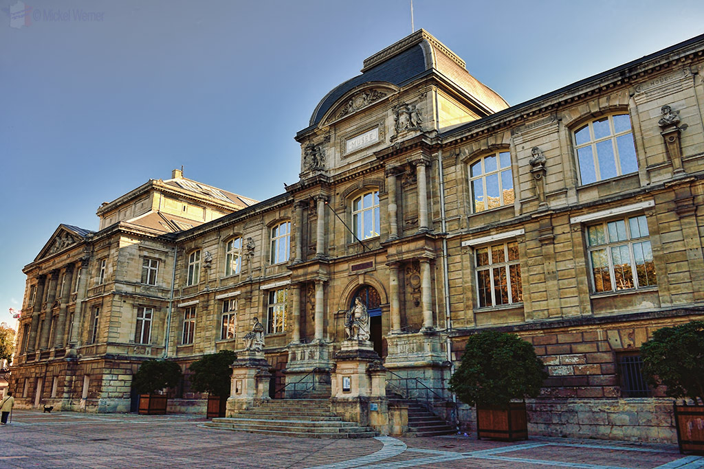 Fine Arts museum of Rouen