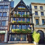 Rouen - Restaurants - La Couronne