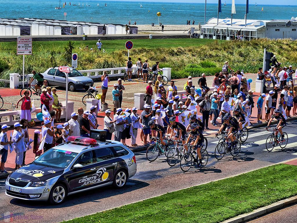 """The """"Junior"""" Tour de France"""