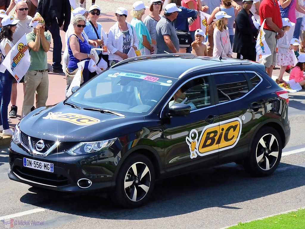 Sponsor/VIP transport at the Tour de France