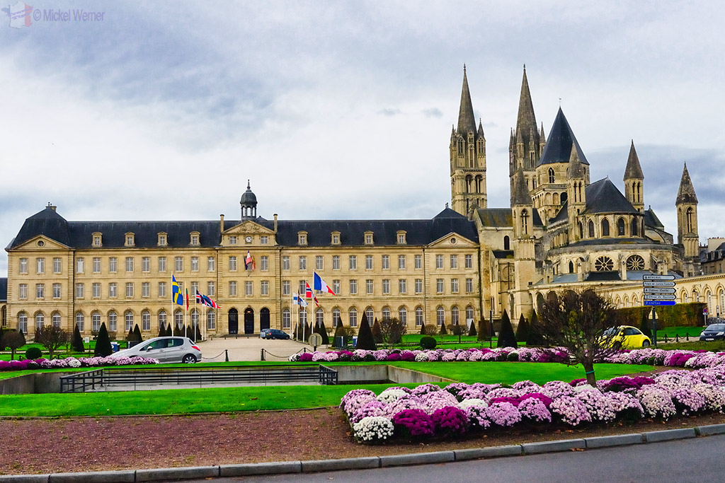 Caen – Introduction