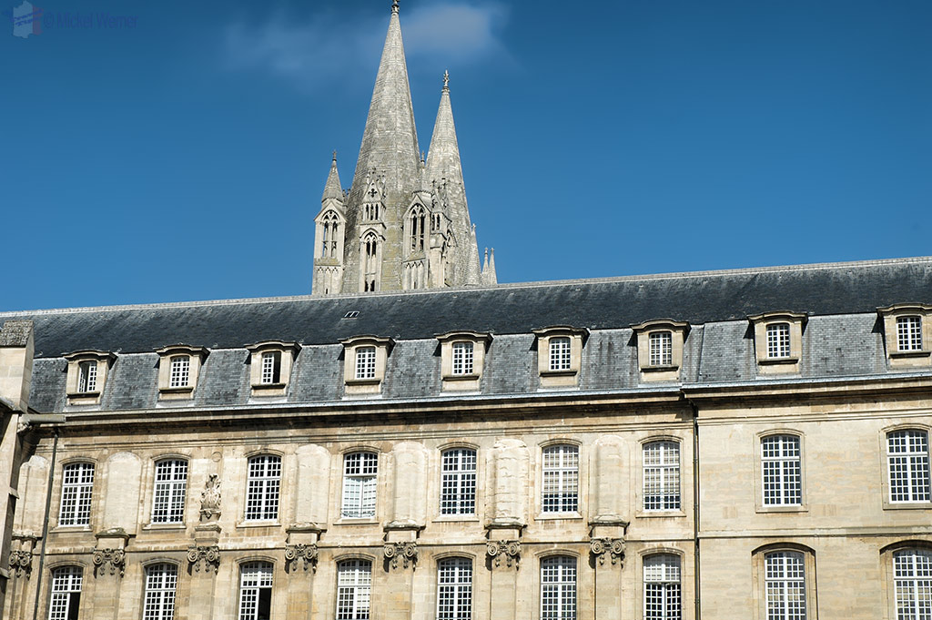 City Hall (Mairie) of Caen