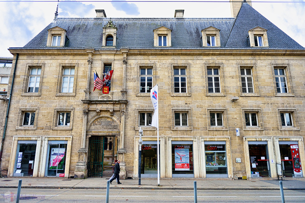 Tourist Office of Caen